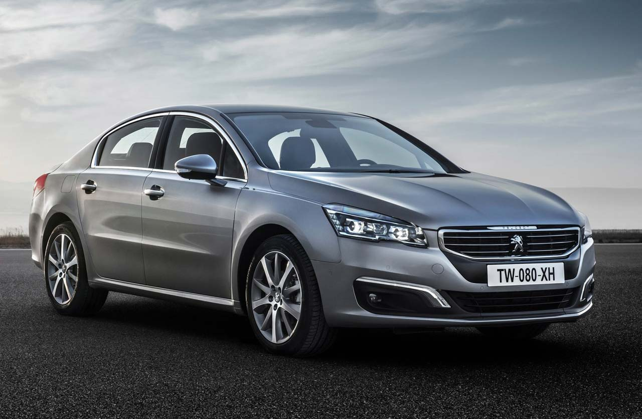Peugeot 508, regreso con restyling