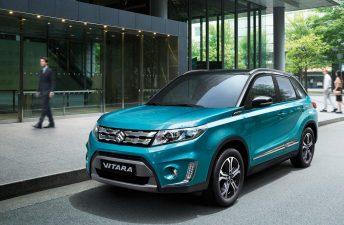 Suzuki Nueva Vitara: desde septiembre en Argentina
