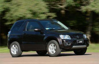 Suzuki Grand Vitara 3 puertas, de nuevo en Argentina