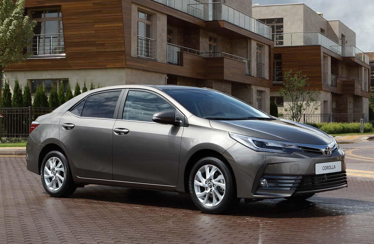 Con ustedes, el Toyota Corolla 2017 - Mega Autos