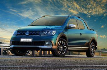 La nueva VW Saveiro debutó en Argentina
