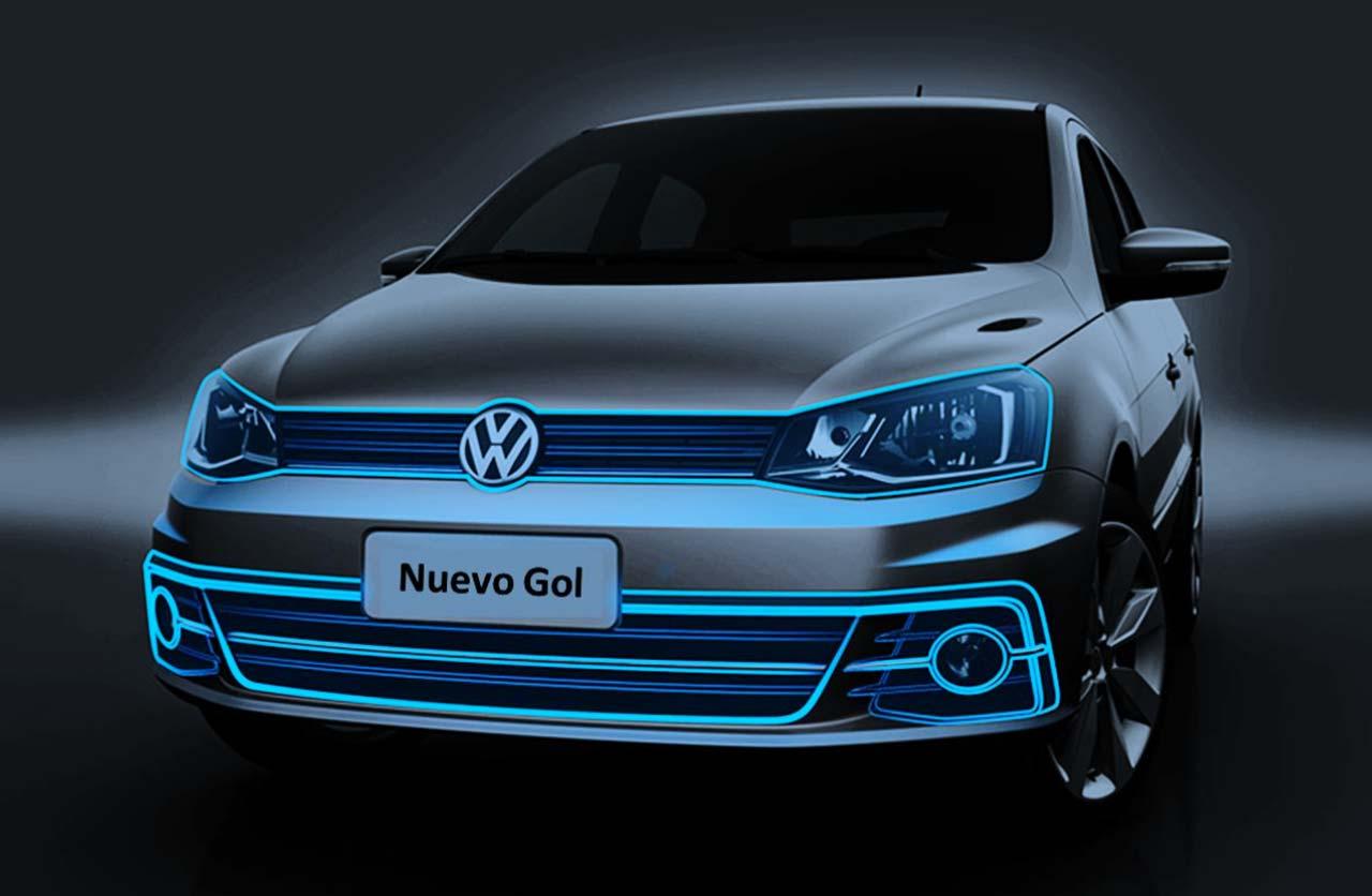 Al detalle: los cambios del nuevo VW Gol