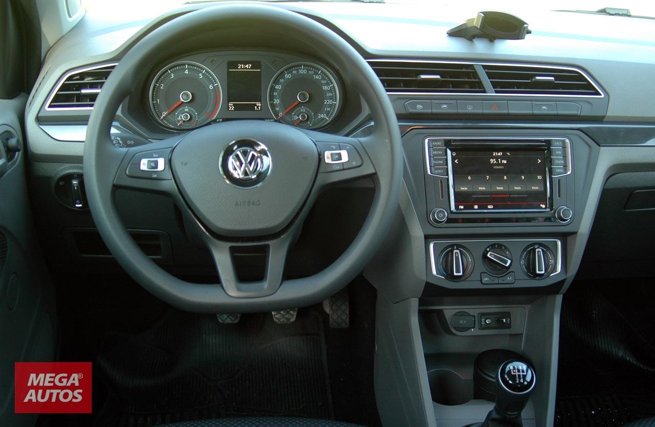 Al detalle: los cambios del nuevo VW Gol - Mega Autos