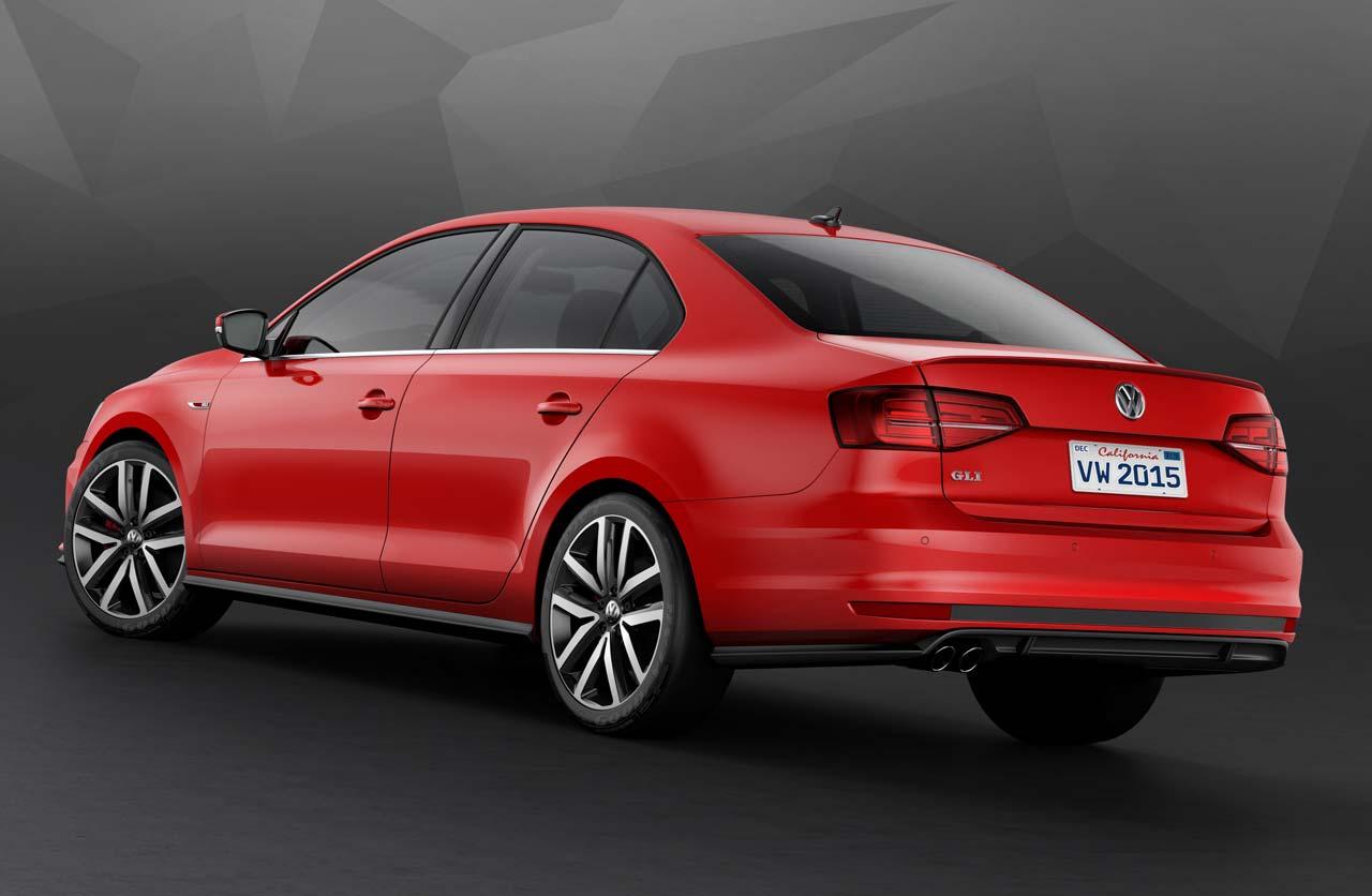 VW Vento GLI