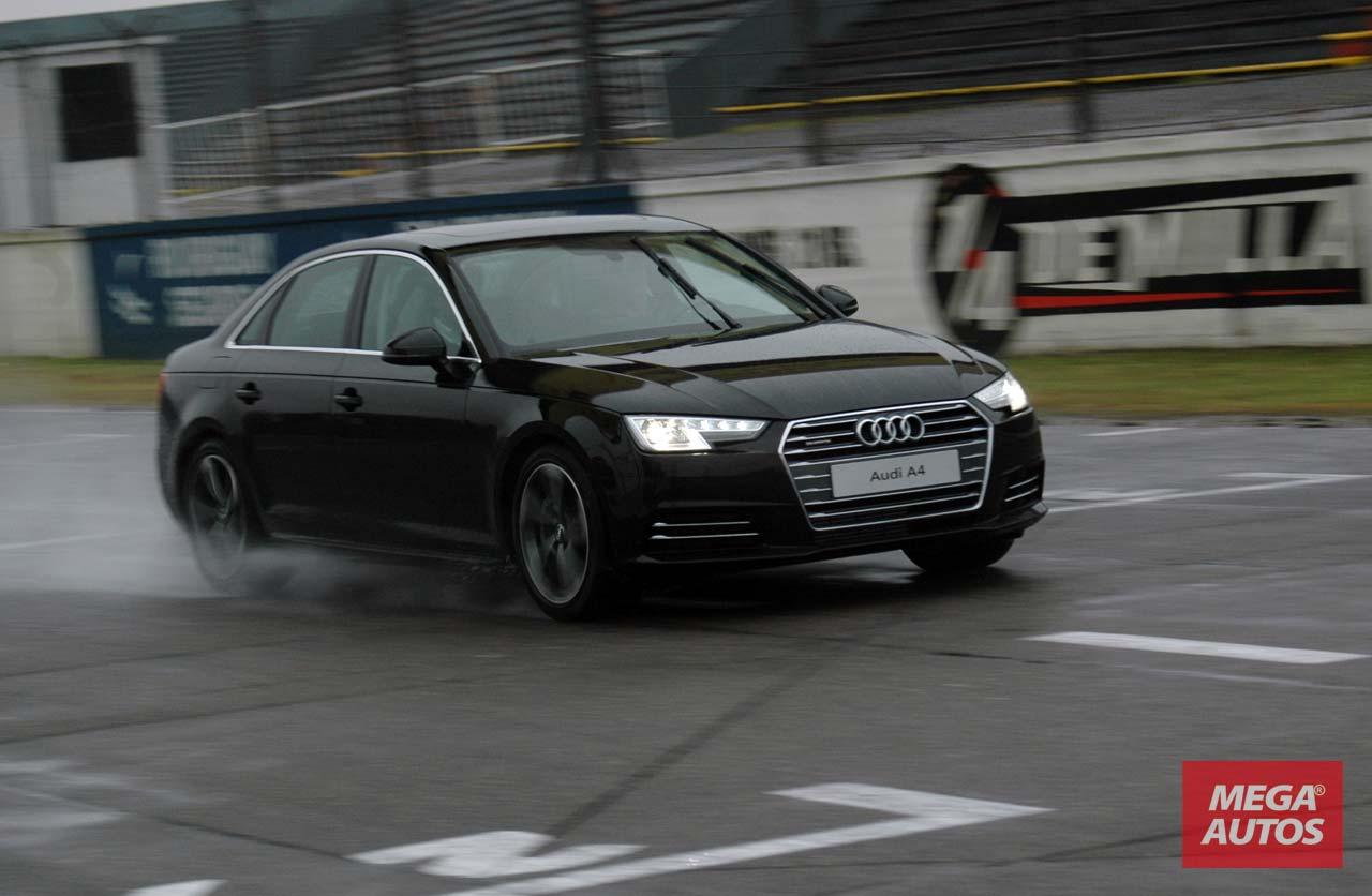 Nuevo Audi A4 Autódromo de Buenos Aires