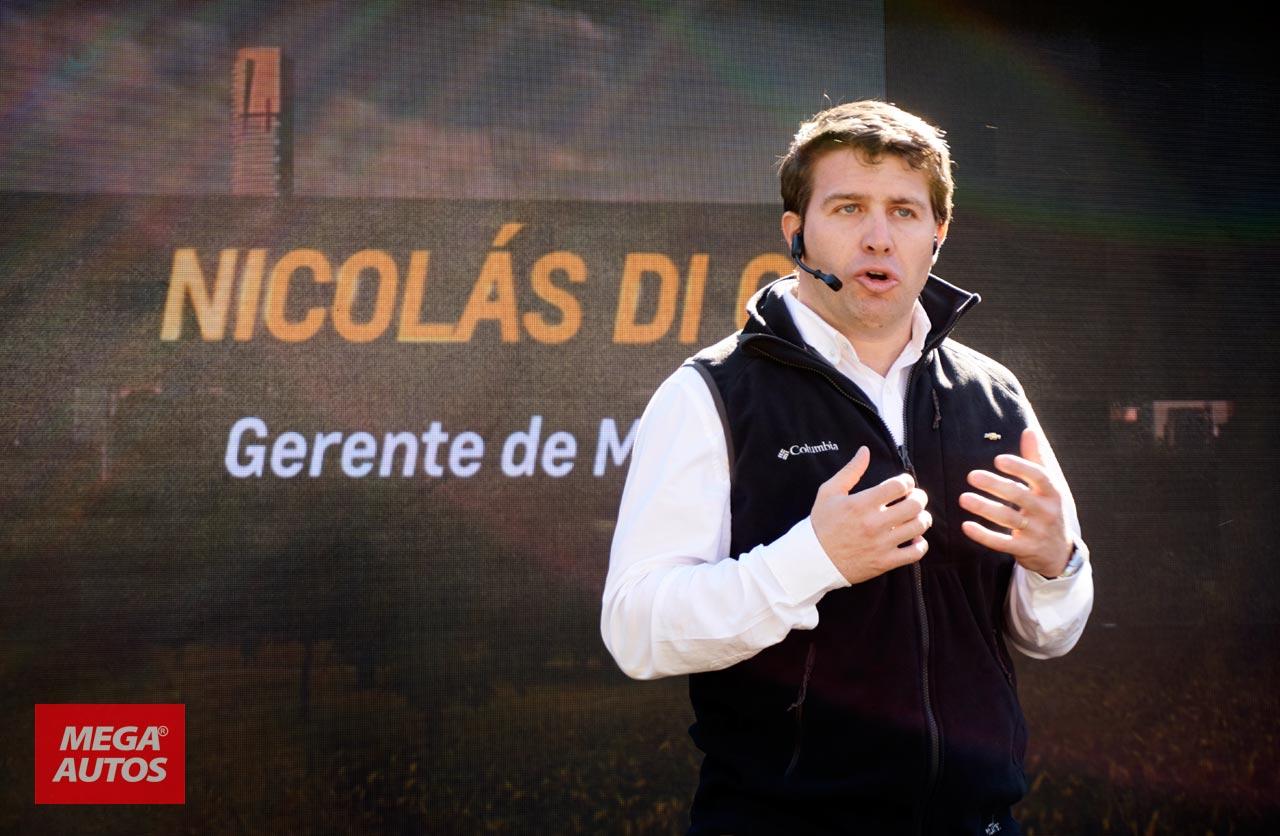 Nicolás Di Ció Chevrolet Argentina