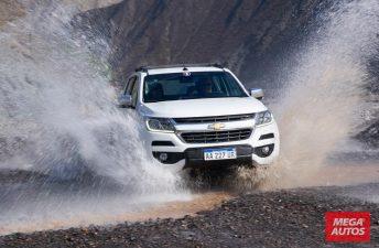 Primer contacto con la Nueva Chevrolet S10