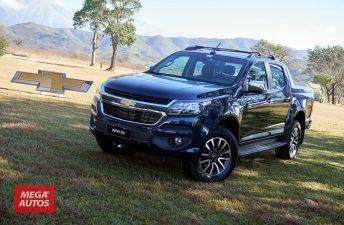 La Nueva Chevrolet S10 ya está en Argentina
