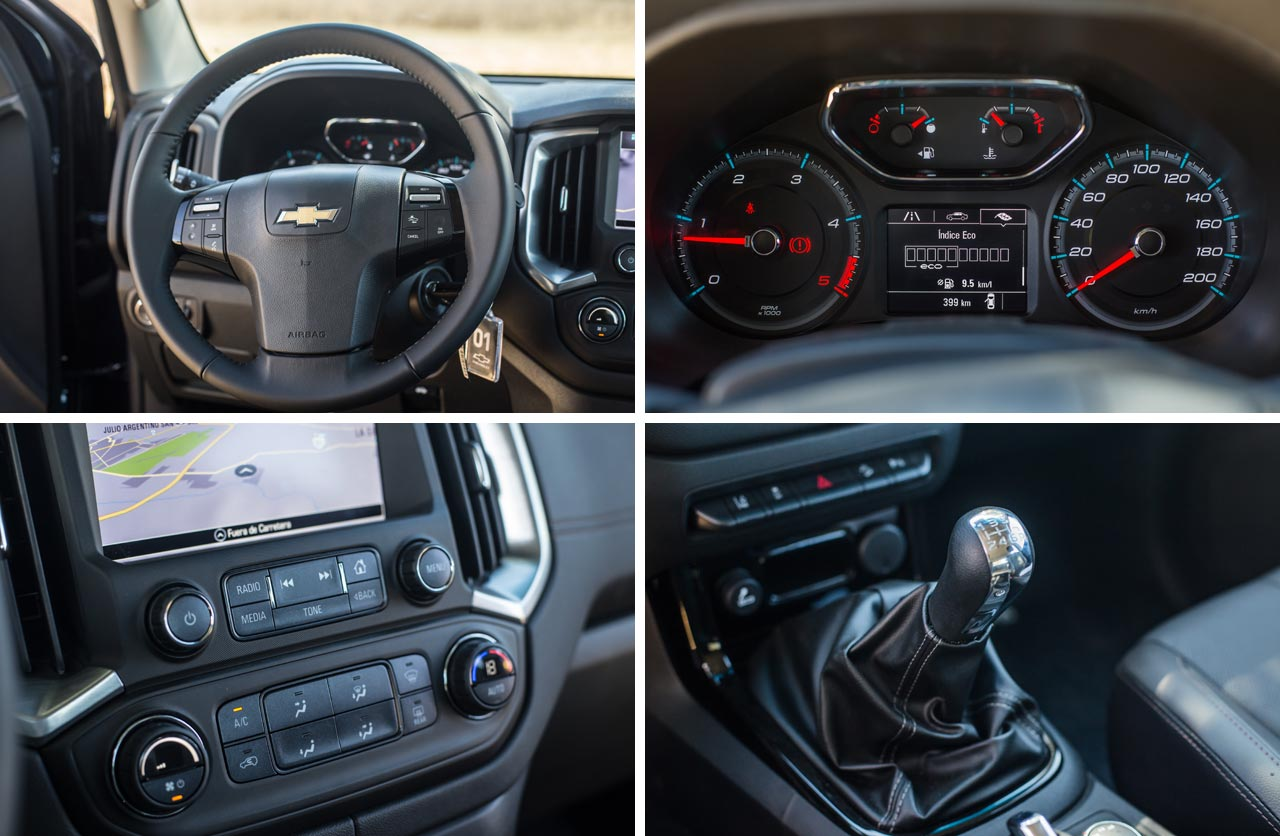 Nueva Chevrolet S10 Argentina