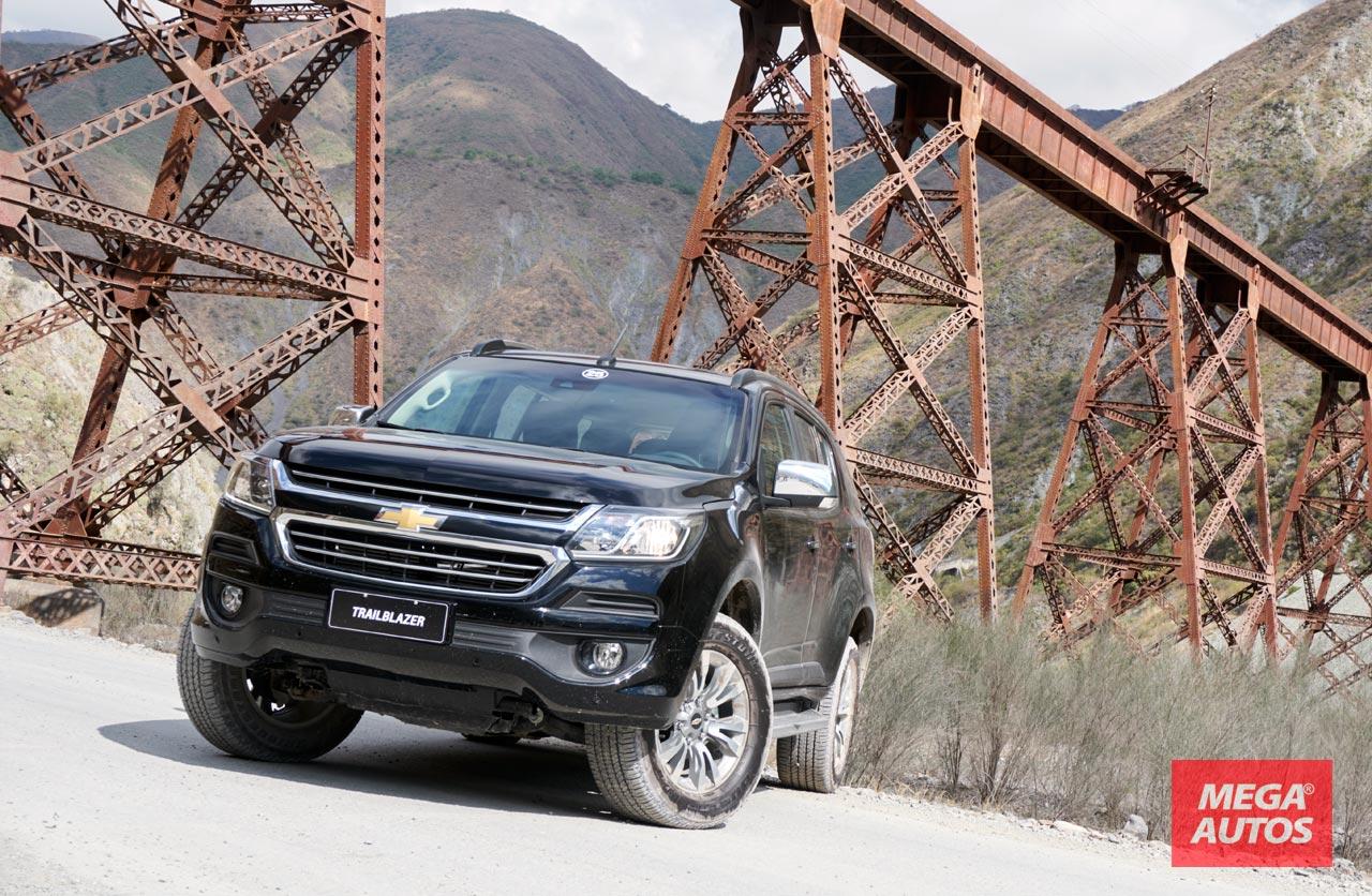 Chevrolet Trailblazer Argentina