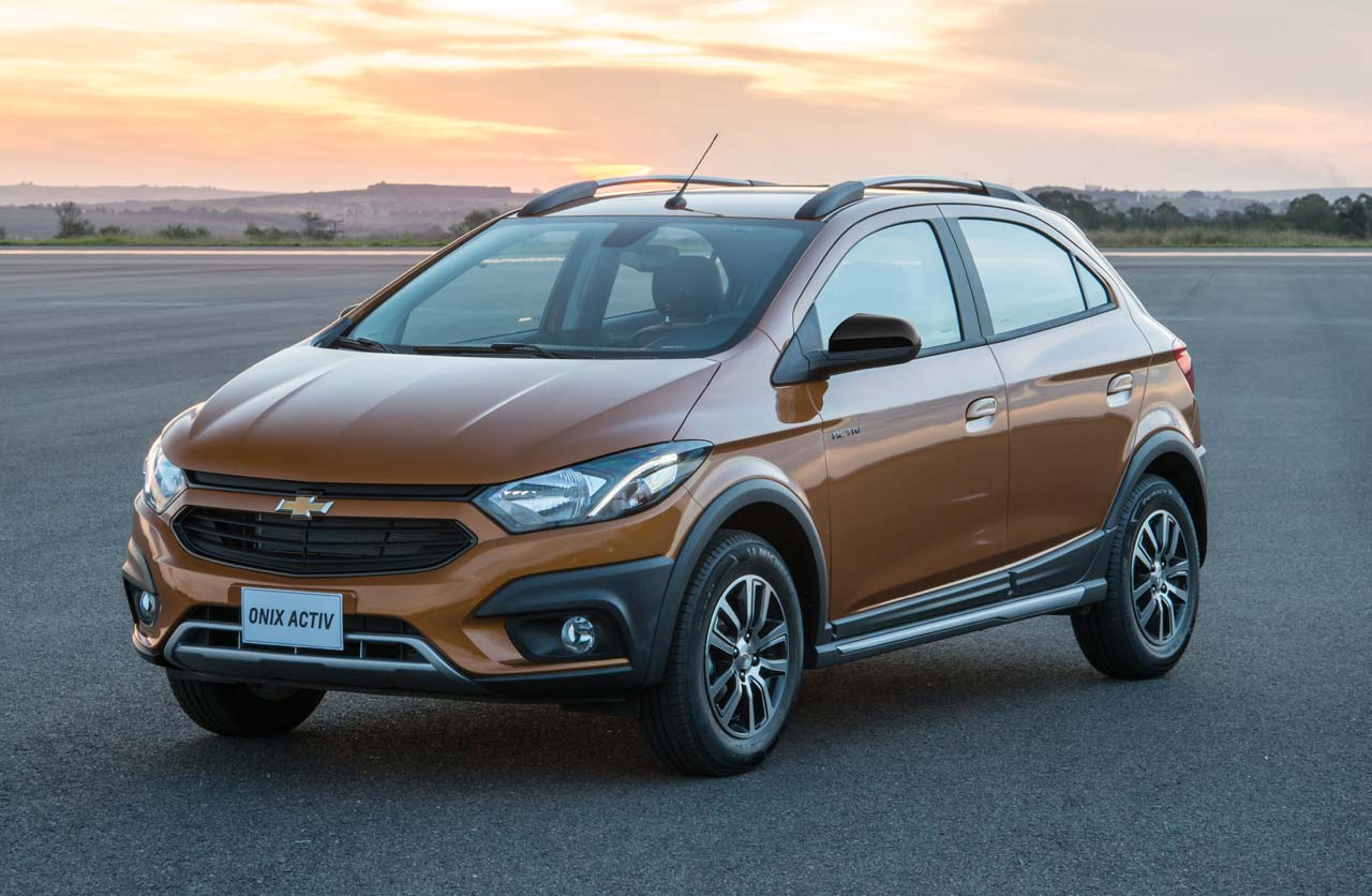 Todo sobre el inédito Chevrolet Onix Activ