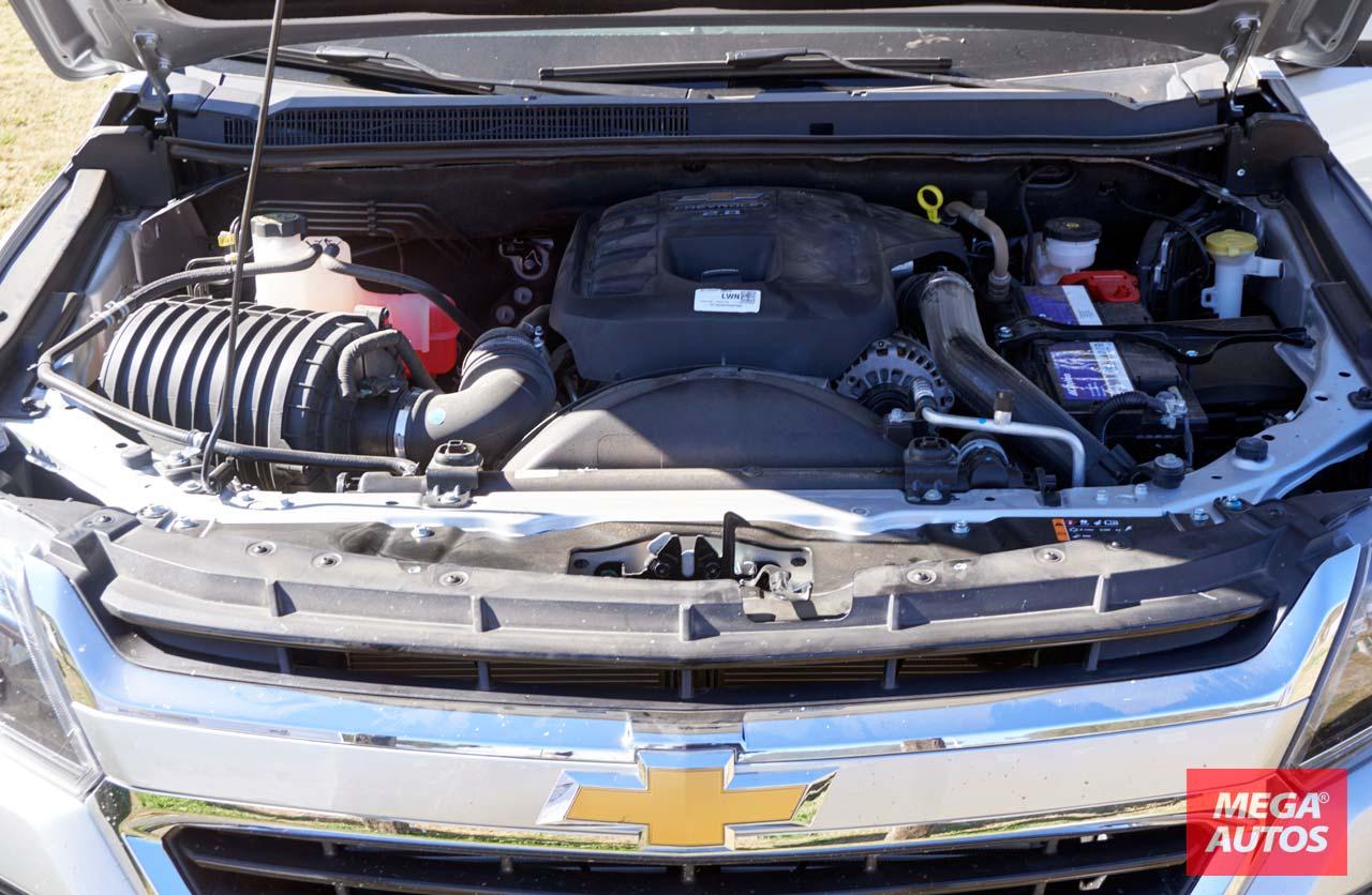 Motor Nueva Chevrolet S10