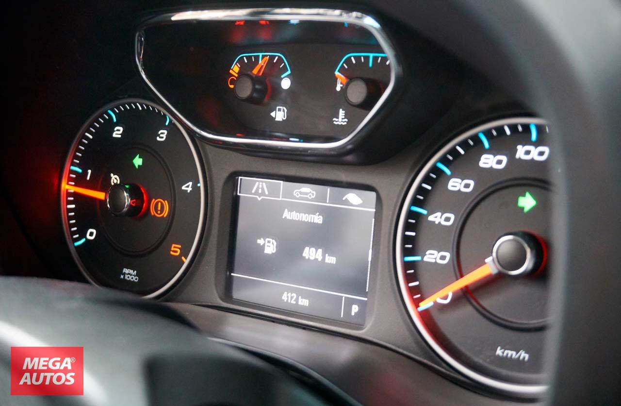 Tablero Nueva Chevrolet S10