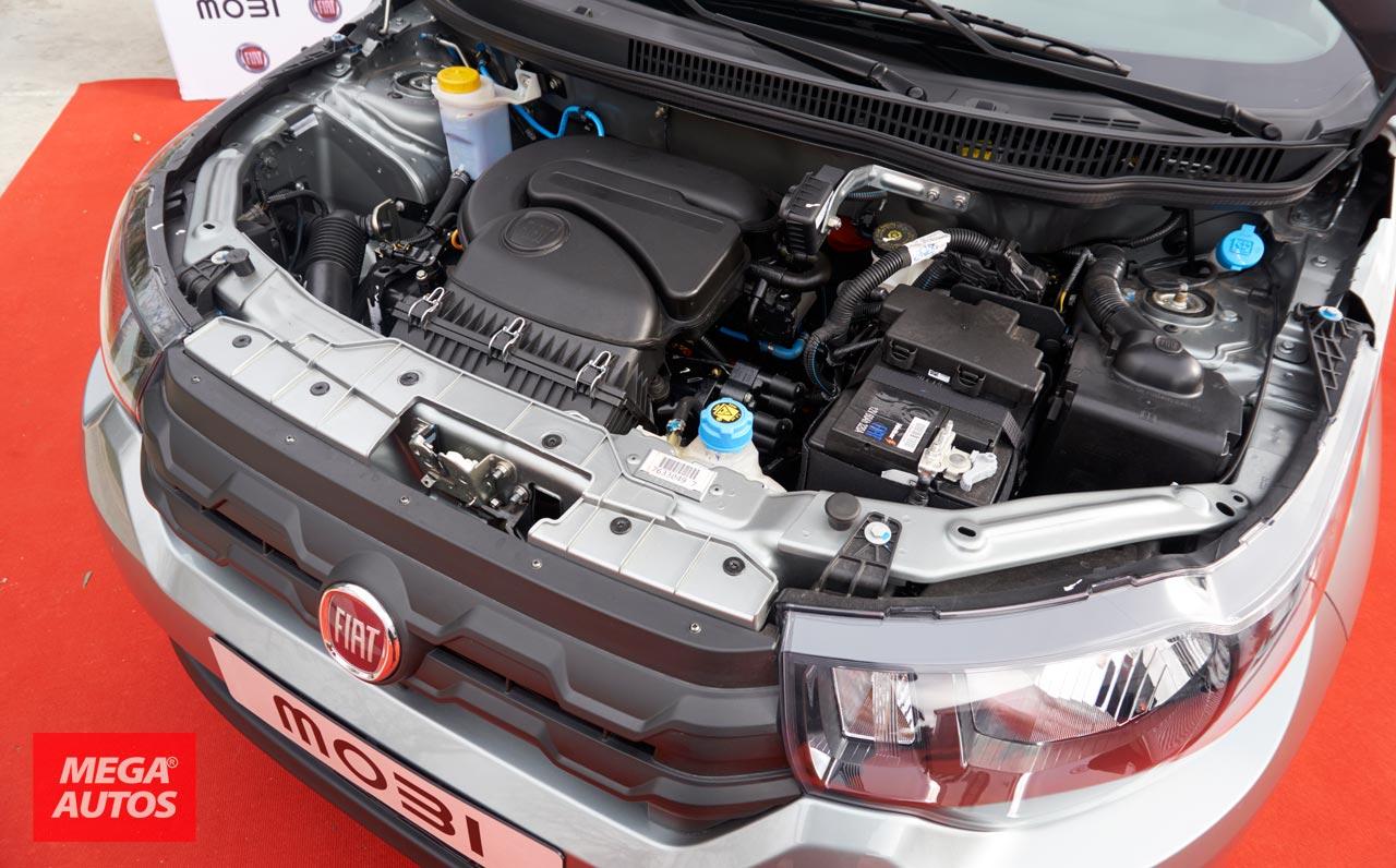 Motor Fiat Mobi