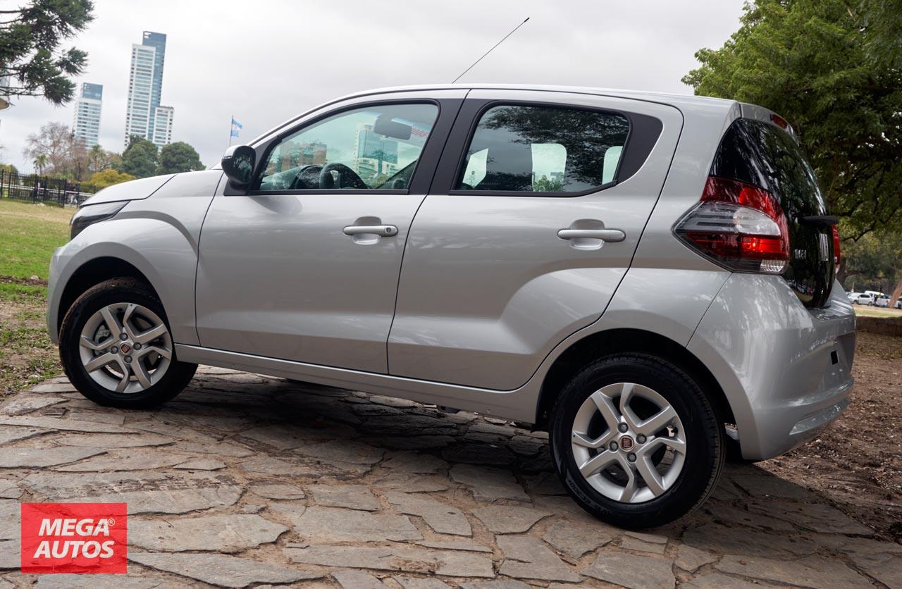 Fiat Mobi Argentina