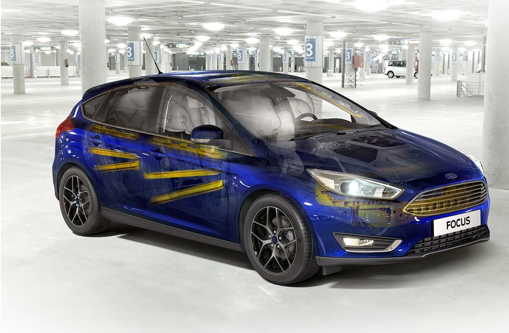 Ford Focus 2017 ESP de serie