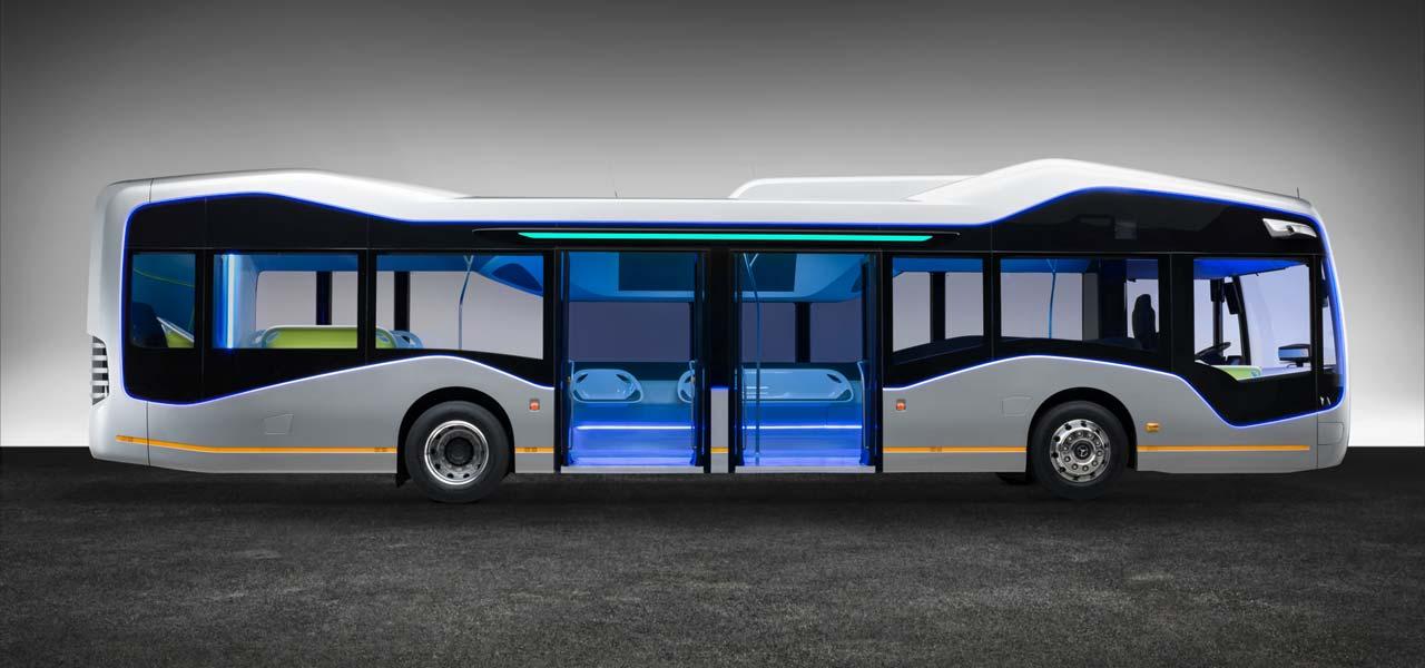Mercedes-Benz bus del futuro