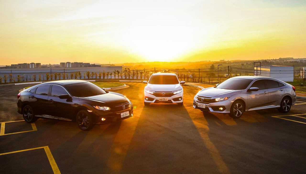 Honda Civic décima generación