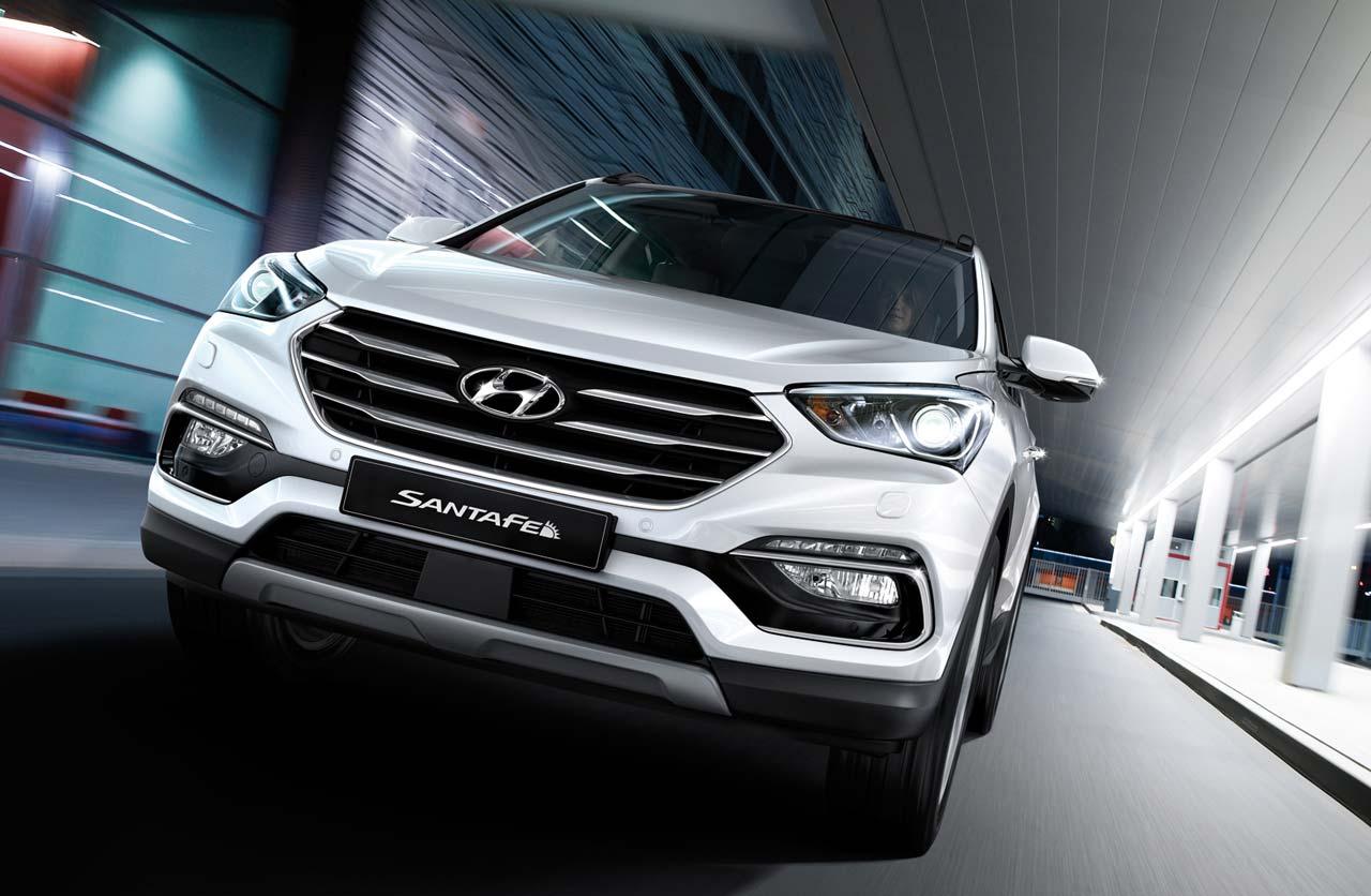 Nuevas Hyundai Santa Fe y Grand Santa Fe a la venta en Argentina