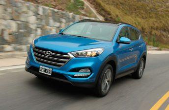 Hyundai lanzó la Nueva Tucson en Argentina