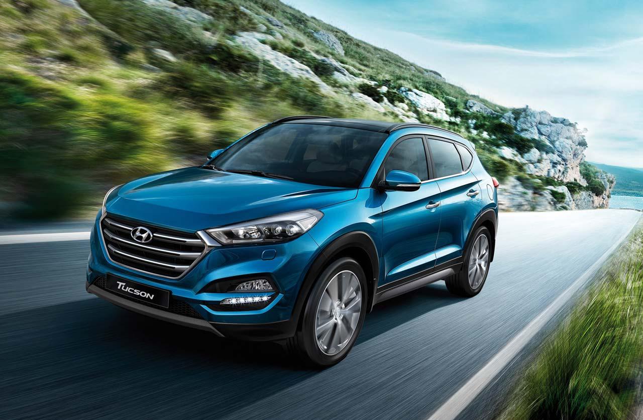 Hyundai Nueva Tucson