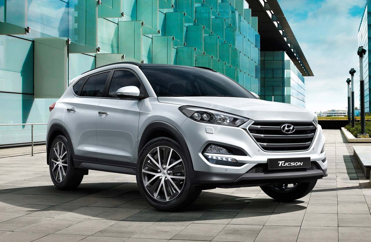 All New Tucson