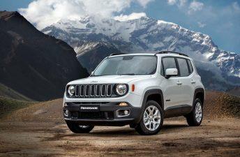 Jeep Renegade presenta Winter Experience Tour 2016