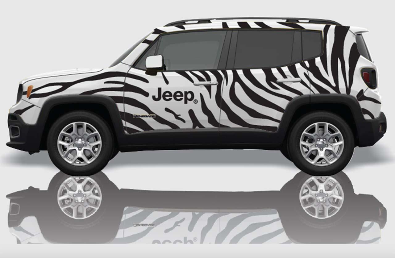 Jeep Renegade acompaña al Juventus Camp en Argentina