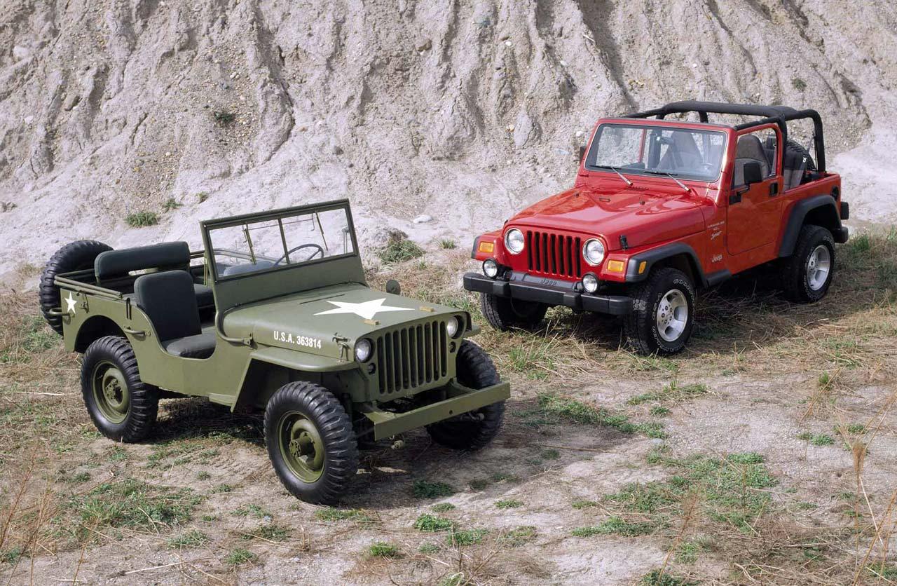 Jeep Willys - Wrangler