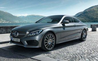 El nuevo Mercedes-Benz Clase C Coupé llegó al mercado argentino
