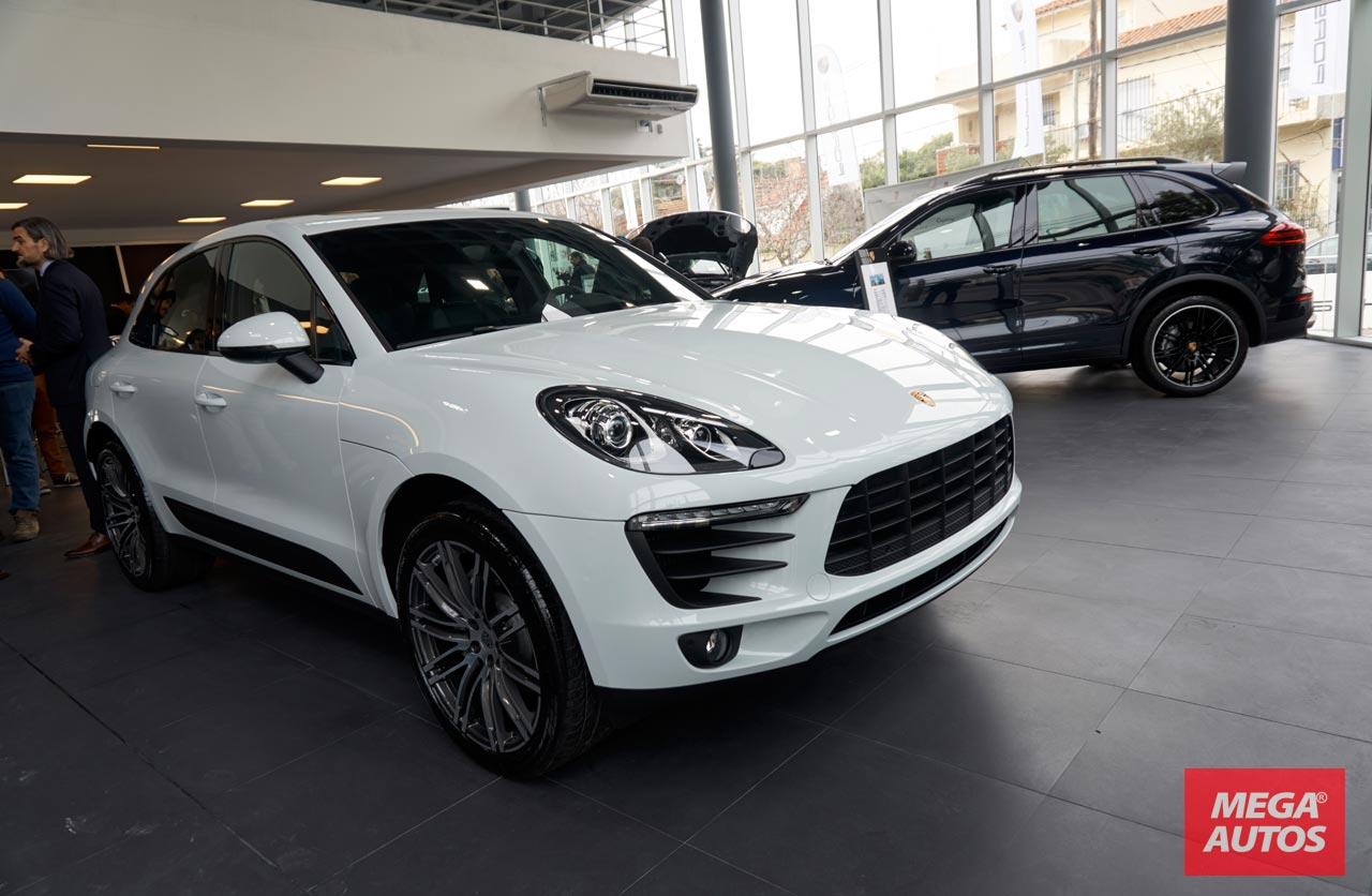 Porsche Macan en Argentina