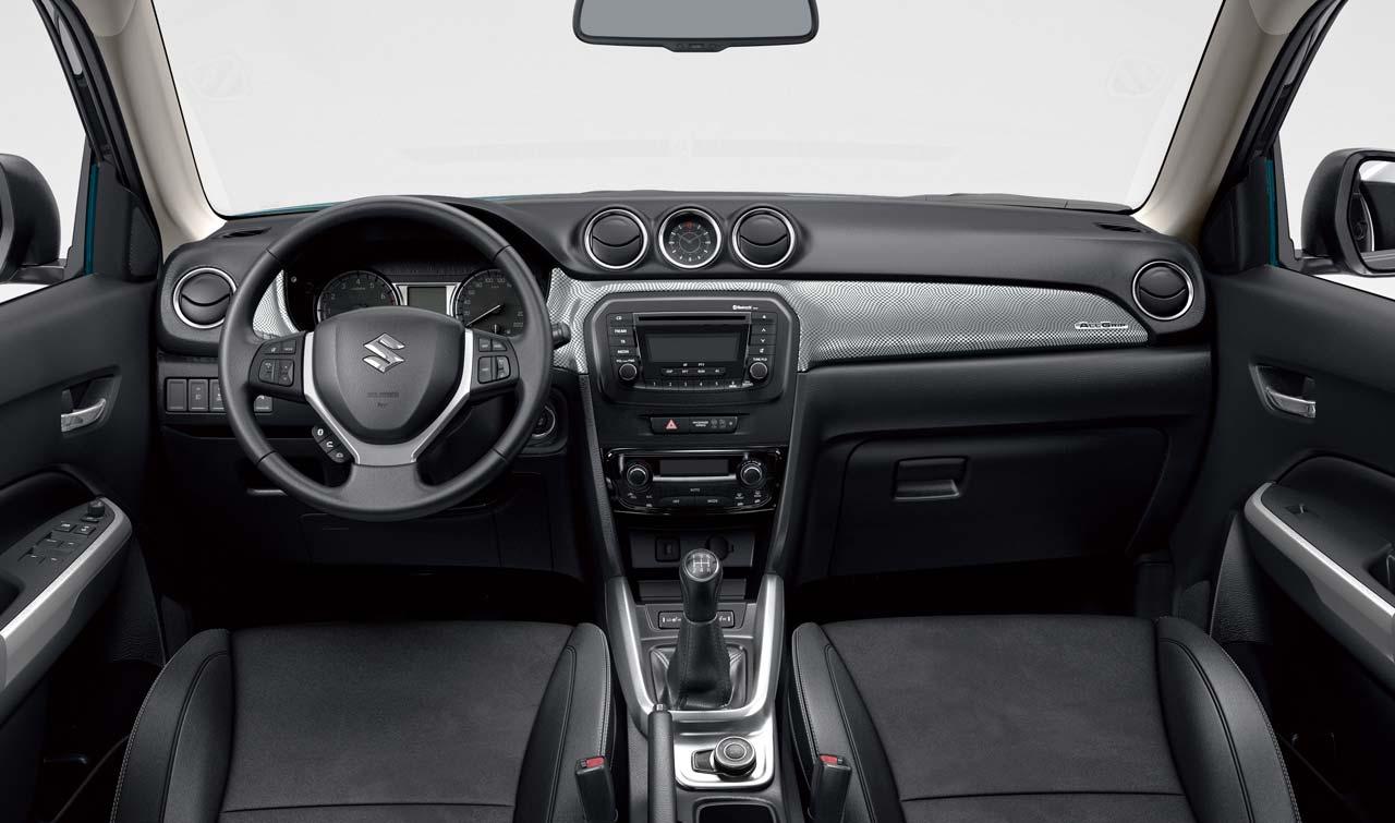 Interior Nueva Suzuki Vitara GLX