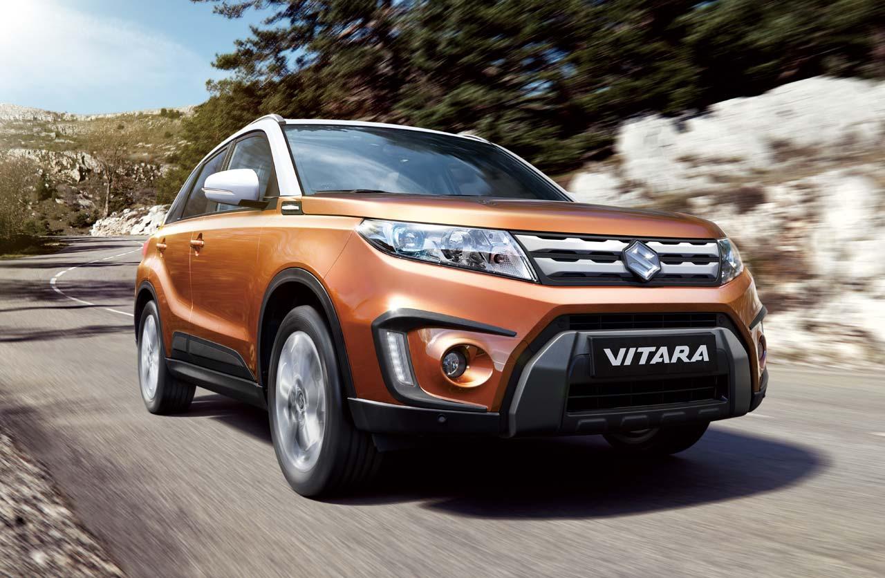 Nueva Suzuki Vitara, arranca la preventa en Argentina