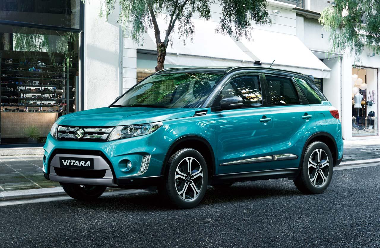 Nueva Suzuki Vitara