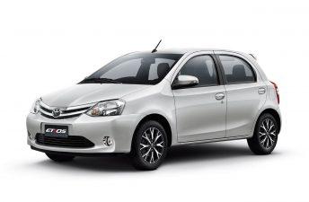 El Toyota Etios Platinum 2016 ya está a la venta