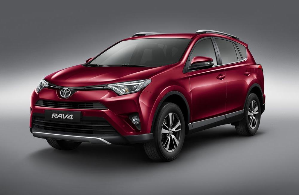 La Toyota RAV4 es hasta 10.000 dólares más barata
