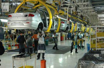 La producción cayó un 14% en el primer semestre