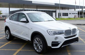 BMW X4, otro premium que se hace brasileño