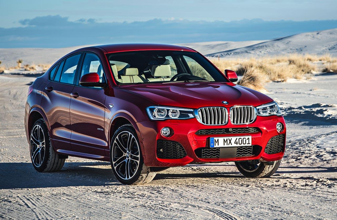 BMW X4 Brasil
