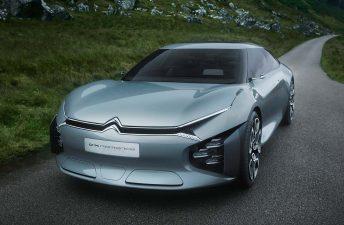 CXperience Concept, anticipando el futuro de Citroën