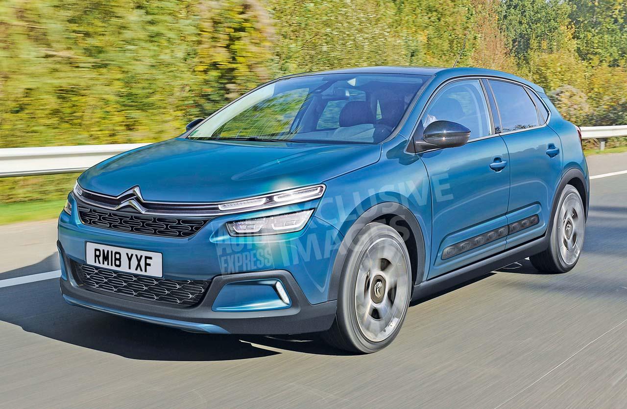 Promete revolución: imaginando al próximo Citroën C4