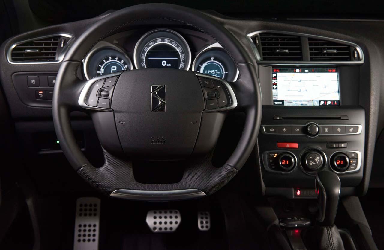Interior DS 4 Crossback