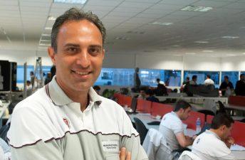 Francesco Ciancia es el nuevo Director Industrial de FCA Automobiles Argentina