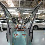 Nueva caída de la producción automotriz