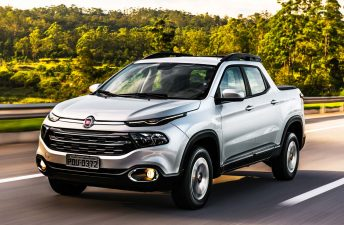 Recall para la Fiat Toro