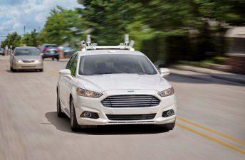 Ford con vehículos totalmente autónomos para 2021