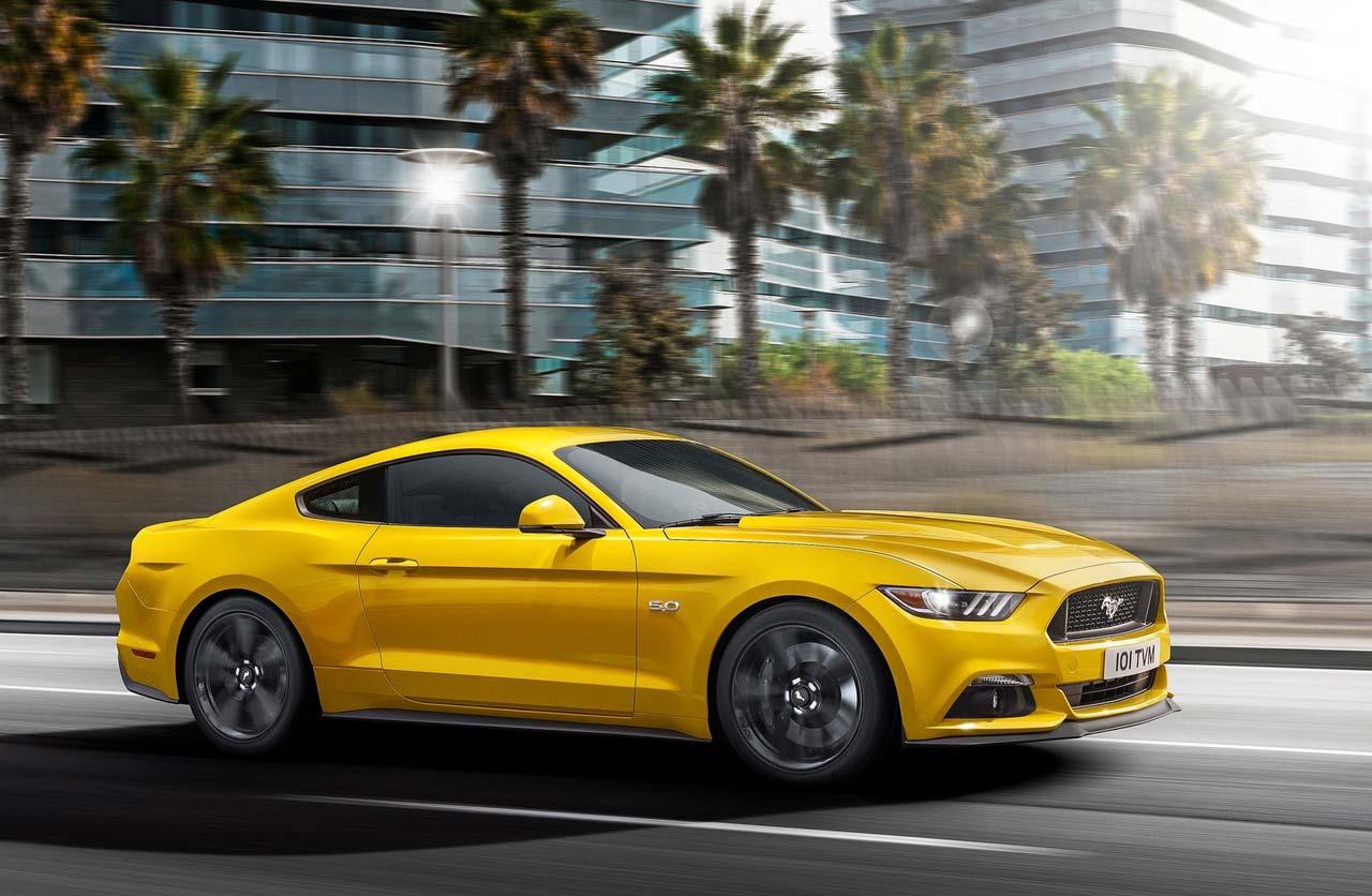 Comienza la preventa del Ford Mustang