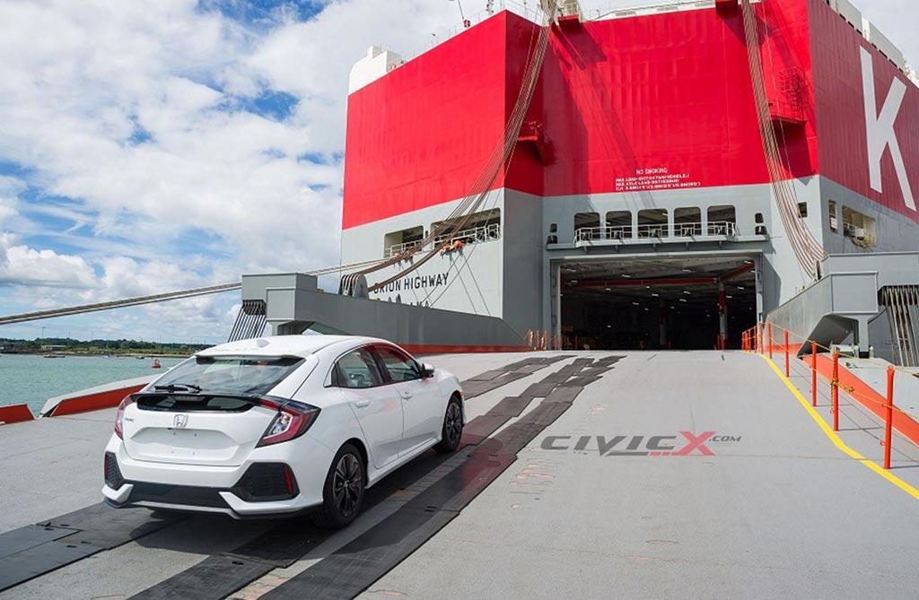 Con ustedes, el Honda Civic Hatchback de nueva generación