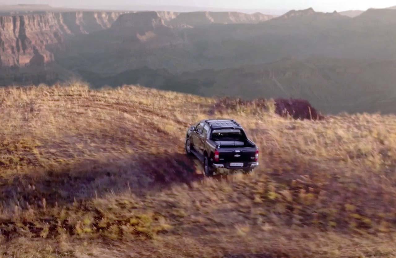 Publicidad Nueva Chevrolet S10