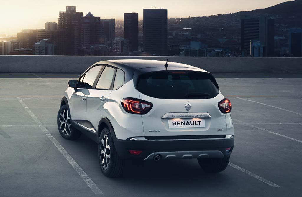 Renault Captur Brasil / Kaptur
